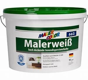 Aldi Farbe Test : aldi nord malercolor malerwei 662 test wandfarbe ~ A.2002-acura-tl-radio.info Haus und Dekorationen