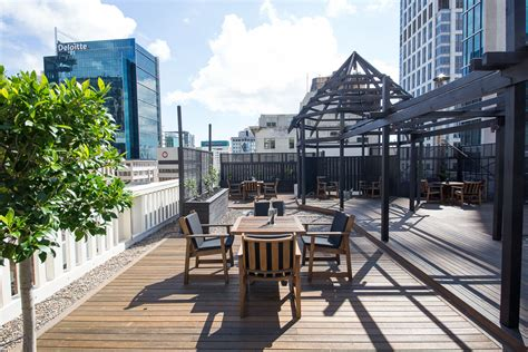 chancery chambers rooftop terrace daytime lookbook
