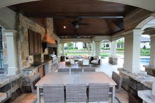 house plans with pools and outdoor kitchens photo gallery of outdoor kitchens fireplaces pits
