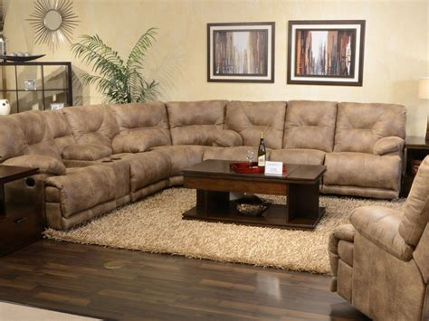 Rustic Sectional Sofa by Rustic Sectional Sofa Rustic Brown Microfiber Reclining