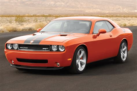 2008 Dodge Challenger Reviews And Rating  Motor Trend