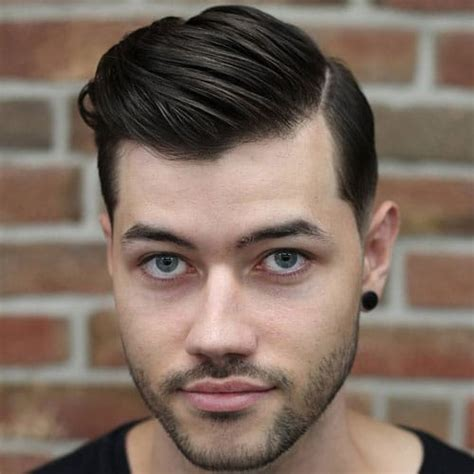 side   part  hair mens hairstyles