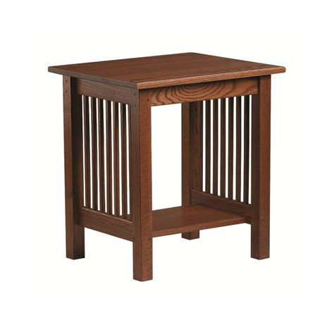 small kitchen side table small mission end table kitchen wallpaper