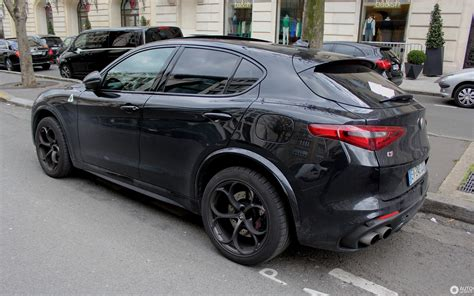 alfa romeo stelvio quadrifoglio  april  autogespot