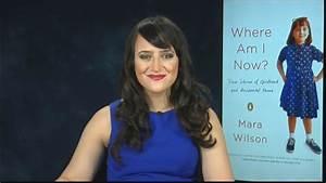 Where Am I Now : former child star mara wilson on good day rochester wuhf ~ Eleganceandgraceweddings.com Haus und Dekorationen