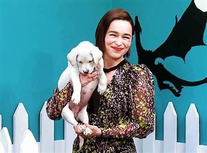 Emilia Clarke Late