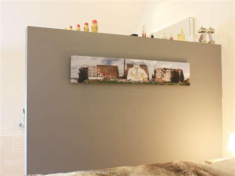 id馥 peinture chambre parentale armoire chambre parentale id e d co chambre parentale mur de couleur gris fonc plante verte