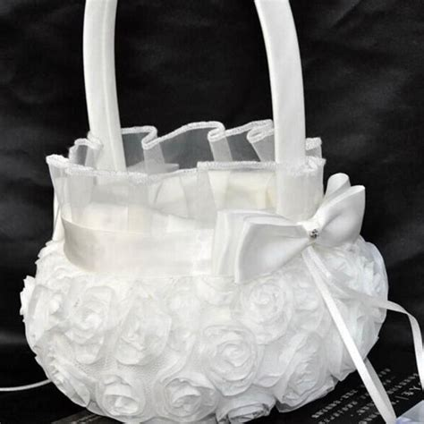 decoration des paniers pour mariage panier de drag 233 es pour mariage pas cher le mariage