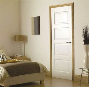 Innentüren Streichen Farbe : innent ren in wei schick und elegant ~ Lizthompson.info Haus und Dekorationen