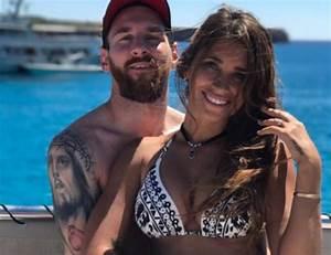 Lionel Messi y Antonella Roccuzzo, la boda del año | El ...