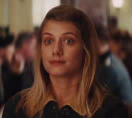 wedding response card reaction gif tagged with yes nod okay melanie laurent