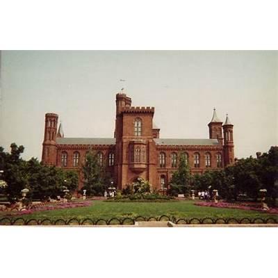 Smithsonian Institution Building (Washington DC): Top Tips