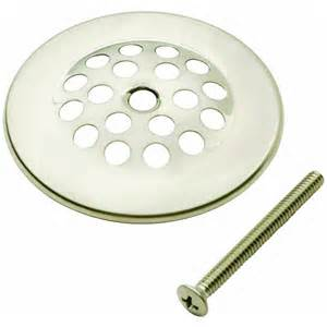 bathtub drain strainer cover do it dome cover tub drain strainer ebay