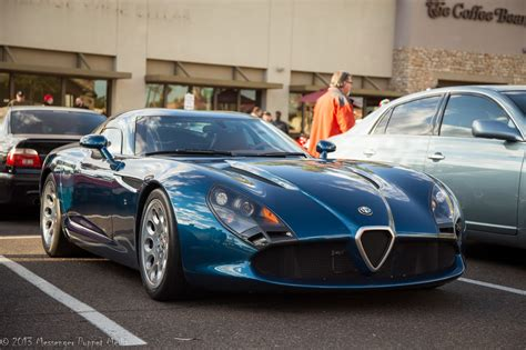 Alfa Romeo Tz3 Zagato Stradale