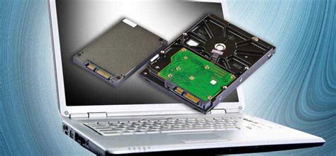 How To Identify The Type Of Hard Drive On A Laptop