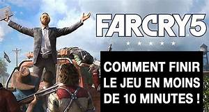 Scne Secrte De Far Cry 5 Comment Finir Le Jeu En
