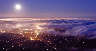 Sea Cinemagraph San Clouds Unseen Gifs Francisco