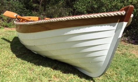 Wooden Dinghy Boat For Sale by Click To Enlarge