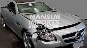 Mercedes Slk 250 Cgi 2014  U2013 Mansur Imports