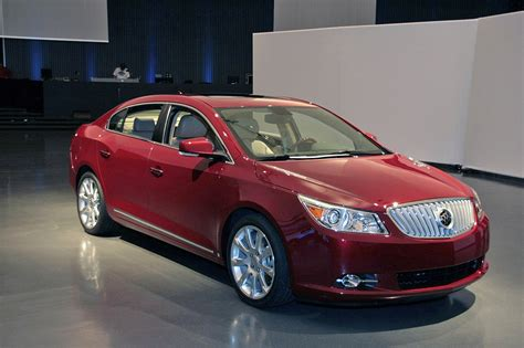 Lacrosse Buick 2010 by New 2010 Buick Lacrosse Officially Unveiled Photo And