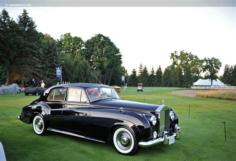 1960 Rolls-royce Silver Cloud Ii Image. Photo 34 Of 49