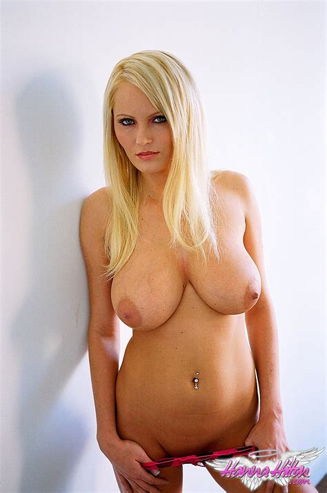 Sexy Blonde Has Amazing Natural Tits That Are Fun To