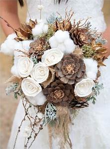 Top, 20, Winter, Wedding, Ideas, With, Pines