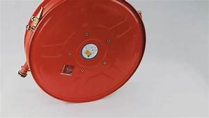 30m Length Manual Type Fire Fighting Hose Reel Cabinet Box