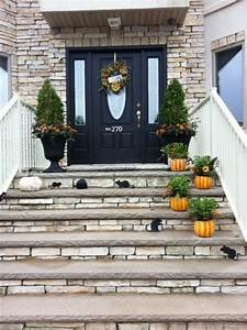 Like the stacked stone steps DIY to redo front steps 90