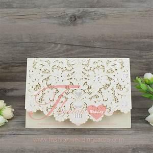 laser cut wedding invitations philippines gold wedding With wedding invitation envelopes philippines