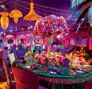 Create an Arabian Nights Theme My Perfect Quince