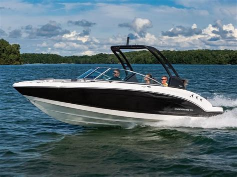 You can also pay with quick pay, over the if you pay online or using the app, you'll be able to save a payment option. 2021 Chaparral 23 SSI | Boat Masters Marine