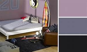 quelles couleurs accorder pour une chambre dado tendance With couleur chambre d ado fille