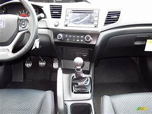 2012 Honda Civic Si Sedan 6 Speed Manual Transmission