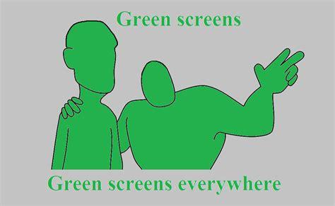 Green Man Meme - image 218939 green man know your meme