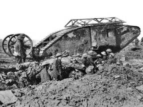 Battle of Somme Tanks