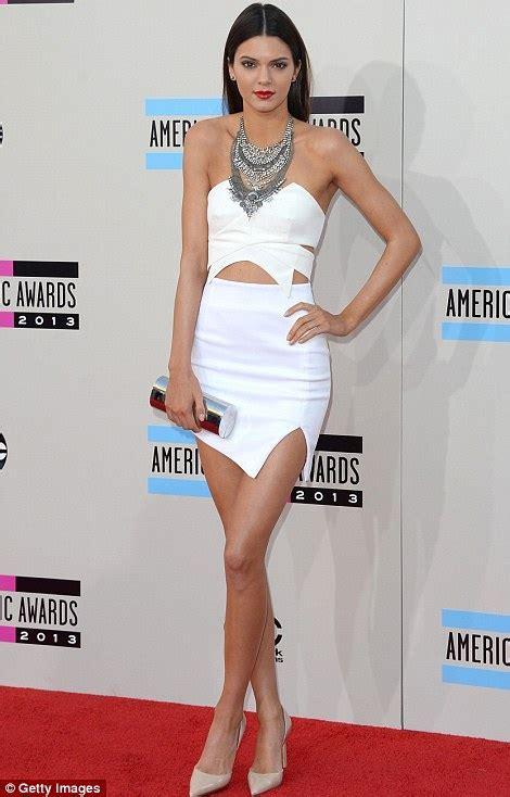Lady Gaga gallops onto 2013 American Music Awards red