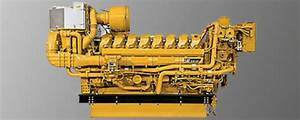 Caterpillar Marine Engines