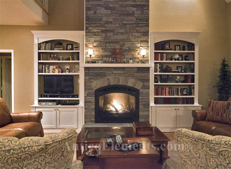 Refacing A Fireplace With Stone Veneer by Stone Fireplace Design And Remodel