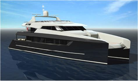 Trimaran Length To Beam Ratio by Adastra Article Part 1