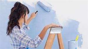 comment repeindre un mur cote maison With comment repeindre une piece
