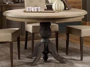 Runde Tischdecken Landhausstil : landhaustisch oceanside rund 130cm durchmesser pick up m bel ~ Watch28wear.com Haus und Dekorationen
