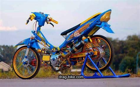 Jupiter Z Thailand Look Style by Para Pecinta Motor Drag Jupiter Z Home