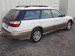 Subaru Outback Wagon White 4cyl 2000 White Used Vehicle