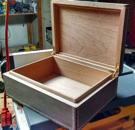 build  humidor box woodworking projects plans