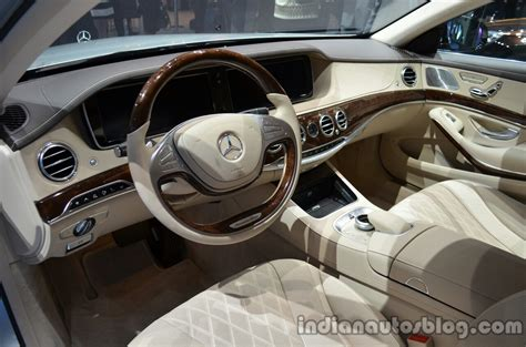 mercedes  class  plug  hybrid interior