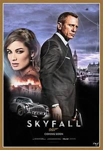 James Bond Skyfall : the geeky nerfherder movie poster art skyfall 2012 ~ Medecine-chirurgie-esthetiques.com Avis de Voitures