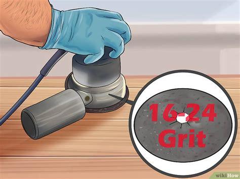 kleber einem fu 223 boden aus hartholz entfernen wikihow