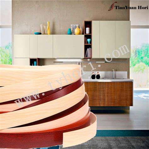 popular products alumnium plastic  shaped edge trim  plywood edging banding