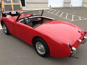 1960 Austin Healey Bugeye Sprite Budget Driver For Sale